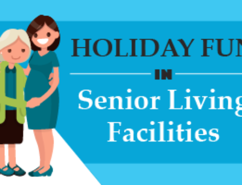 Holiday Fun in Senior Living Facilities